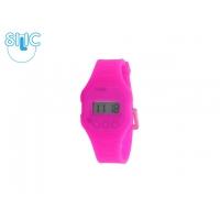 Hodinky Silic Watch binny - růžová