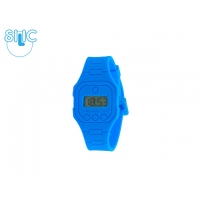 Hodinky Silic Watch binny - modré