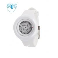 Hodinky Silic Watch Bratz - bílé