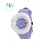 Hodinky Silic Watch Bratz - fialov