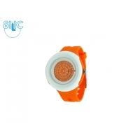 Hodinky Silic Watch Bratz - pomeranč