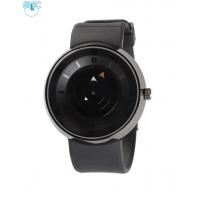 Hodinky Silic Watch Tikiti - černé