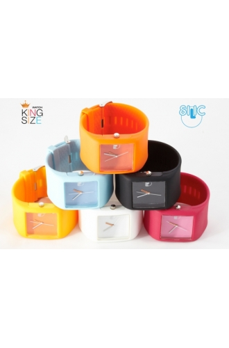 Silic Watch Color King Size - 2000ks