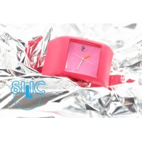 Silic Watch KING SIZE - rosy