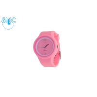 Silic Watch COLOR Round Babe - rov variace