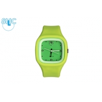 Silic Watch COLOR Babe - zelen