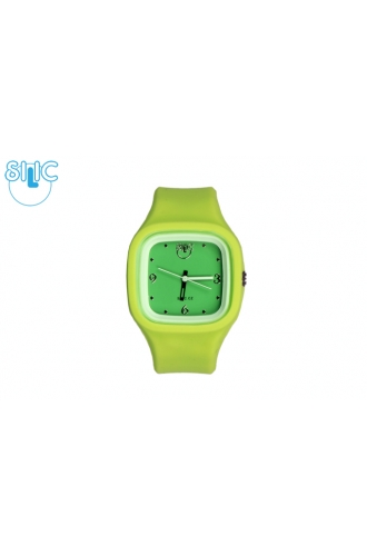 Silic Watch COLOR Babe - zelená