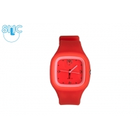 Silic Watch COLOR Babe - červená