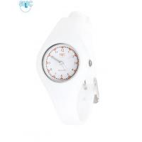Hodinky silic Watch MAGE - bílé