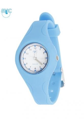 Hodinky silic Watch MAGE - modré