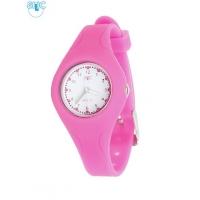 Hodinky silic Watch MAGE - růžová