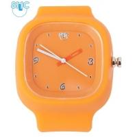 Silic Watch COLOR Babe - oranžová