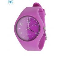 Hodinky Silic Watch POE - fialové