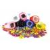 Silic Watch Color Digital - bílá