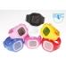 Silic Watch Color Digital - světle růžová