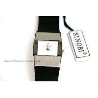 Luxusní hodinky SINOBI - černé