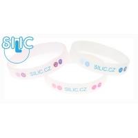 Silic UV silikonový náramek - dětská velikost