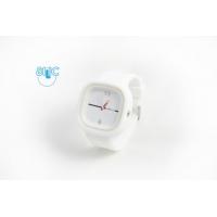 Silic Watch COLOR - bílá variace