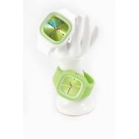 Silic Watch COLOR - zelená variace