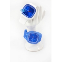 Silic Watch COLOR - tmavě modrá variace