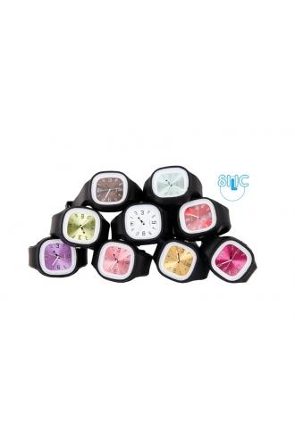 Silic Watch COLOR Numeral - na přání