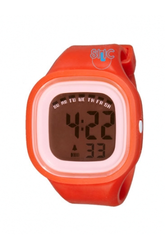 Silic Watch Color Digital - erven