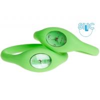 Silic Watch ION Analog - zelená