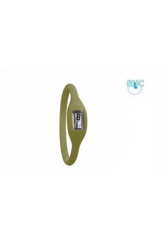 Silic Watch ION I - khaki - 3ATM