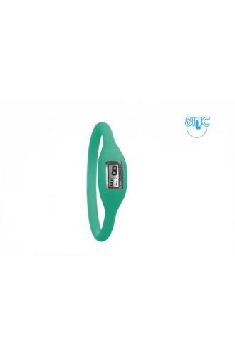 Silic Watch ION I - modrozelená - 3ATM