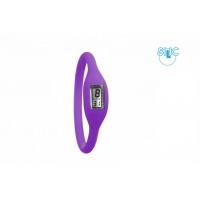 Silic Watch ION I - fialová - 3ATM