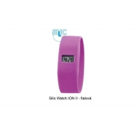Silic Watch ION II - magenta