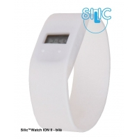 Silic Watch ION II - bílá