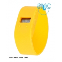 Silic Watch ION II - žlutá