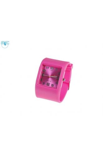 Silic Watch KING SIZE - růžová numeral