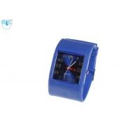 Silic Watch KING SIZE - tmavě modrá numeral