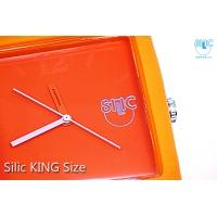 Silic Watch KING SIZE - pomerančová
