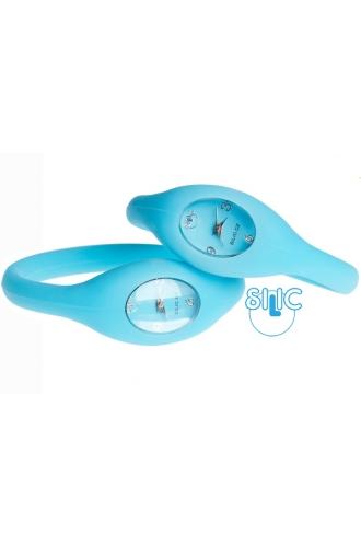 Silic Watch ION Analog - modrá