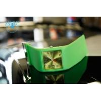 Silic Watch KING SIZE - světle zelená numeral