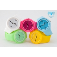 Silic Watch Color Round - 5000ks
