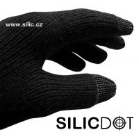 rukavice SilicDOT - černá