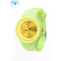 Silic Watch Color Round Babe - 1000ks