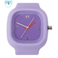 Silic Watch COLOR Babe - fialov