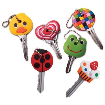 rozlišovače klíčů